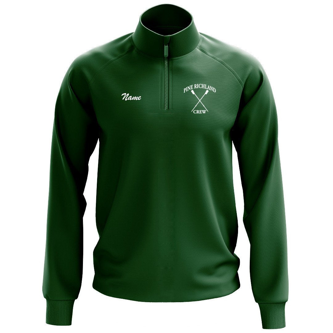 Pine Richland Crew Mens Performance Pullover