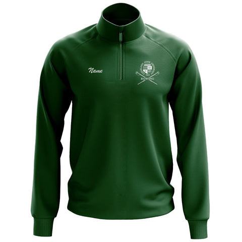 Cleveland State University Rowing Mens Performance Sweatshirt
