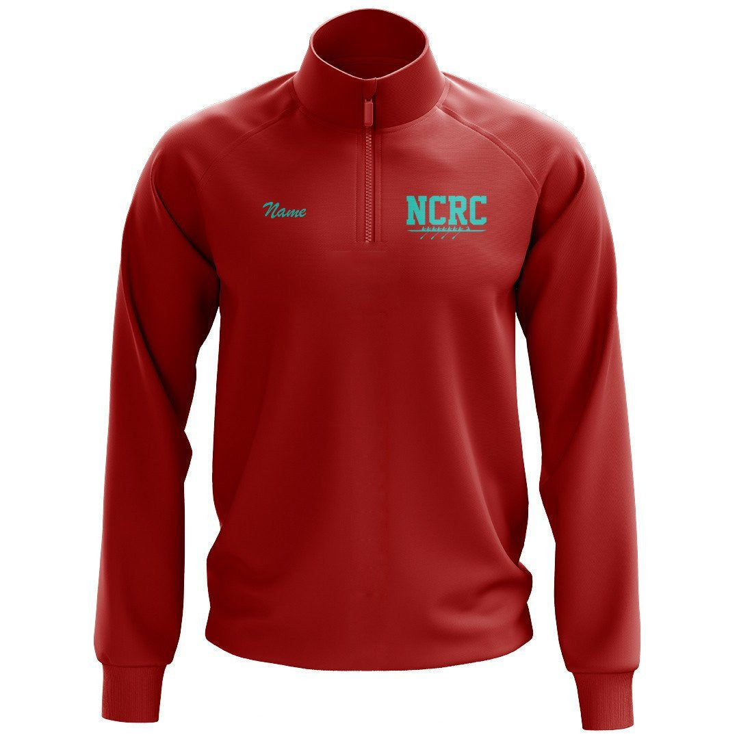 North Carolina Rowing Center Mens Performance Pullover