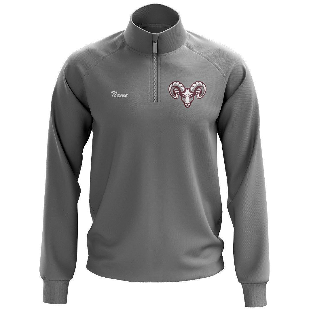 Worcester Academy Mens Performance Pullover