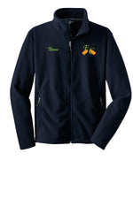 Full Zip FCRA Fleece Pullover