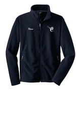Full Zip TBC Fleece Pullover