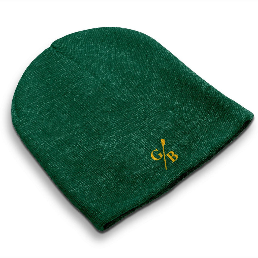 Great Bridge Crew Straight Beanie - Forest