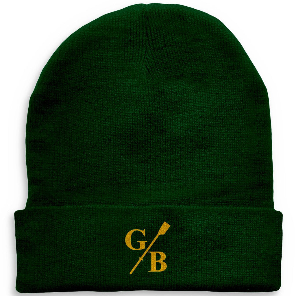 Great Bridge Crew Cuffed Beanie - Forest