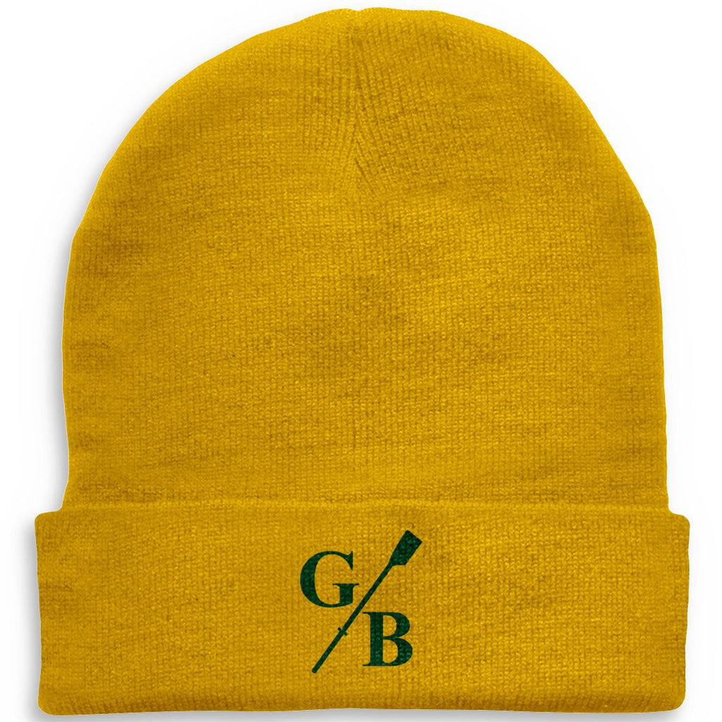 Great Bridge Crew Cuffed Beanie - Gold