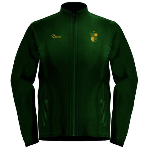 Full Zip Great Bridge Crew Fleece Pullover