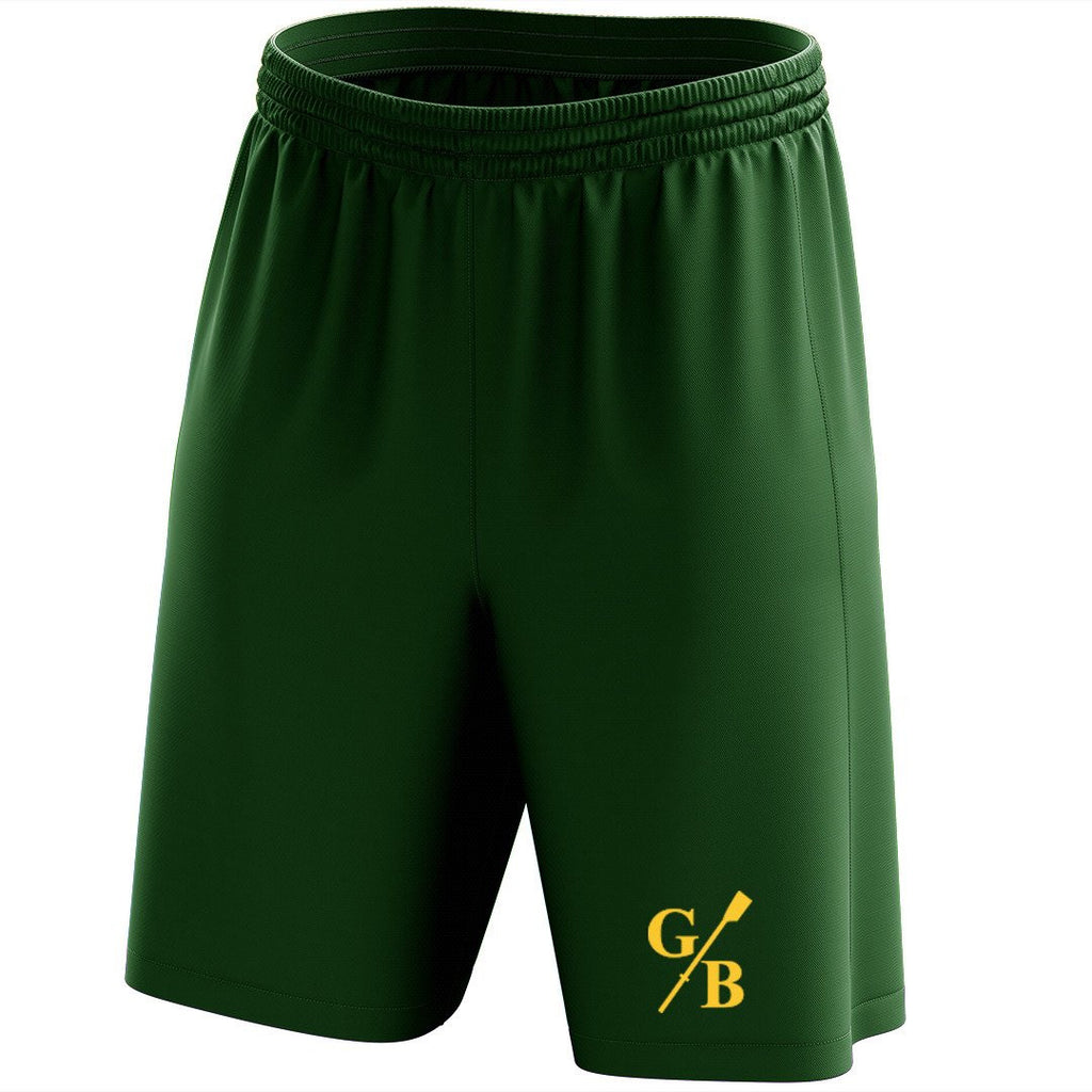 Custom Great Bridge Crew Mesh Shorts