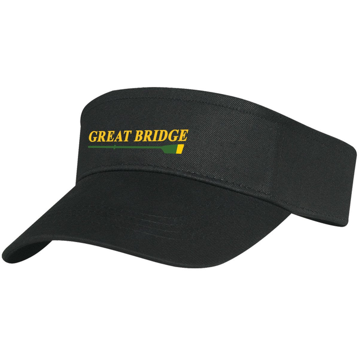 Official Great Bridge Crew Cotton Twill Visor