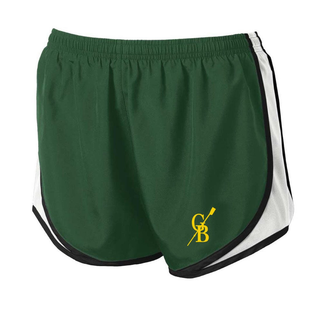 Custom Great Bridge Ladies Running Shorts