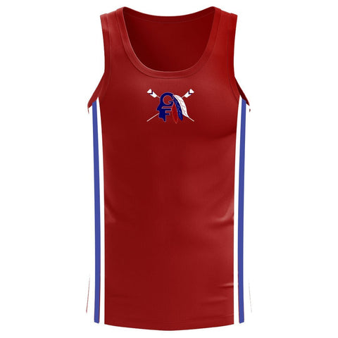 Garfield Crew Men's Traditional Drytex Tank