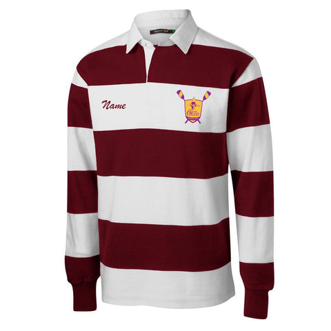 Gentle Giant Rowing Club Rugby Shirt