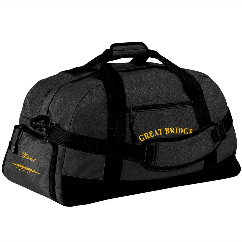 Great Bridge Crew Team Race Day Duffel Bag