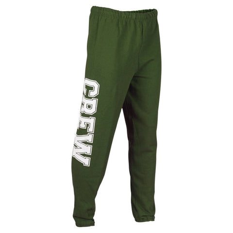 Sew Sporty Crew Sweatpants (Green)