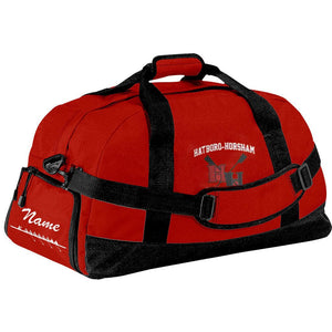 Hatboro Horsham Crew Team Race Day Duffel Bag