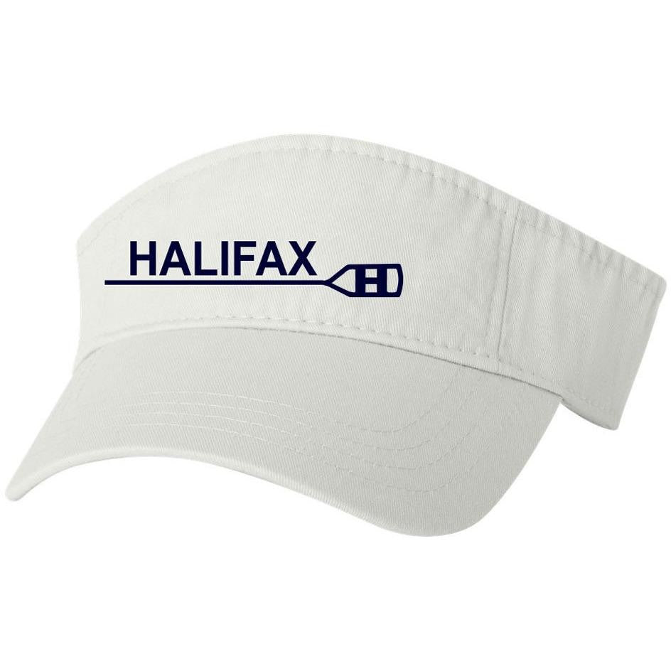 Halifax Rowing Association Cotton Visors