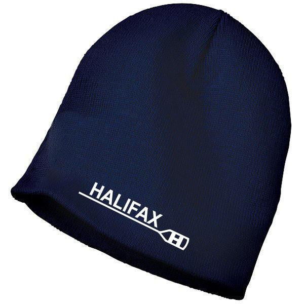 Straight Knit Halifax Rowing Association Beanie