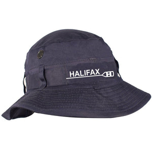 Embroidered Halifax Rowing Association Cotton Bucket Hat