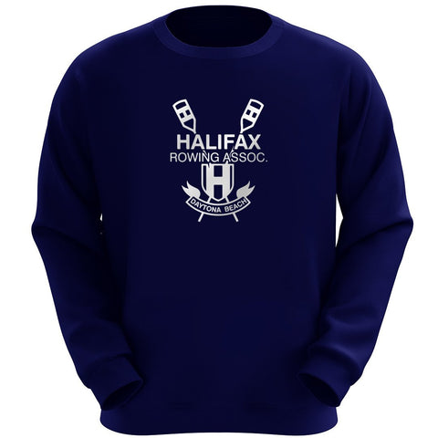 50/50 Crewneck Halifax Rowing Association Sweatshirt