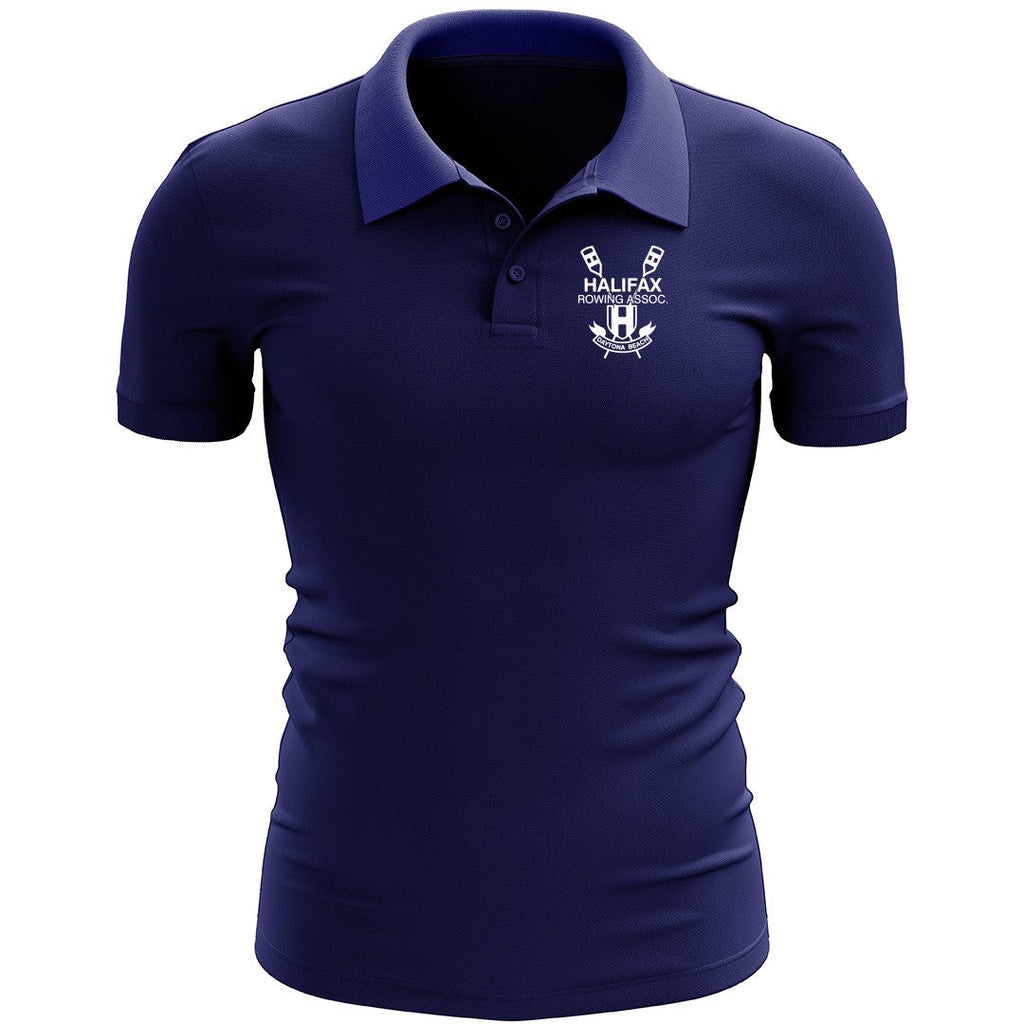 Halifax Rowing Association Embroidered Polo Men's