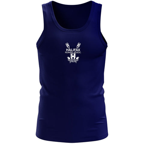 100% Cotton Halifax Rowing Association Men's Team Spirit Tank Top