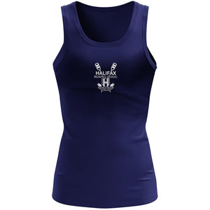 100% Cotton Halifax Rowing Association Women's Team Spirit Tank Top
