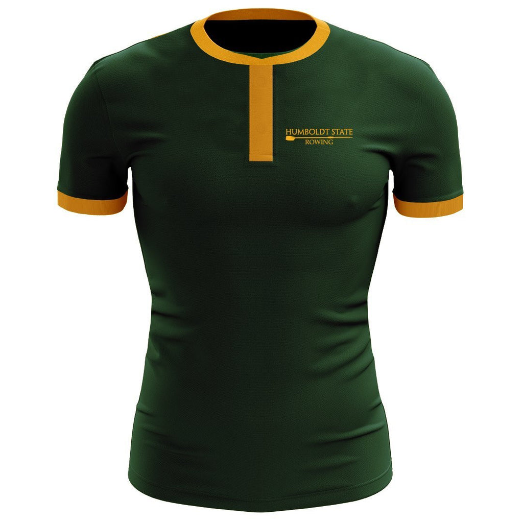Humboldt State University Uniform Henley Shirt