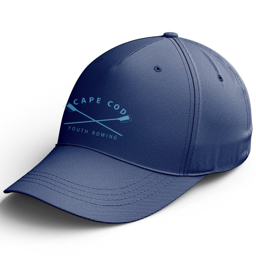 Official Cape Cod Youth Rowing Cotton Twill Hat