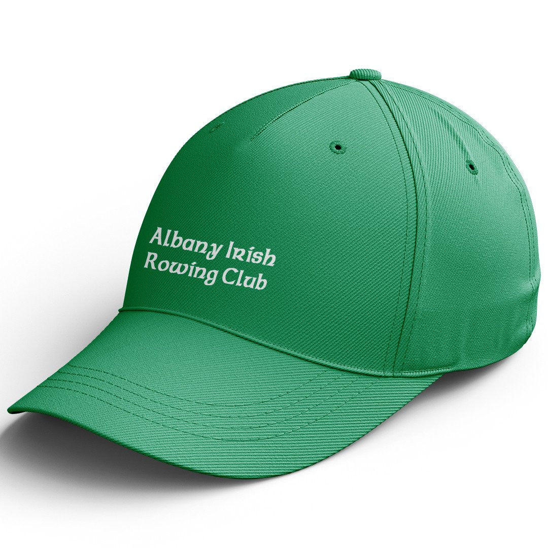 Official Albany Irish Rowing Club Cotton Twill Hat