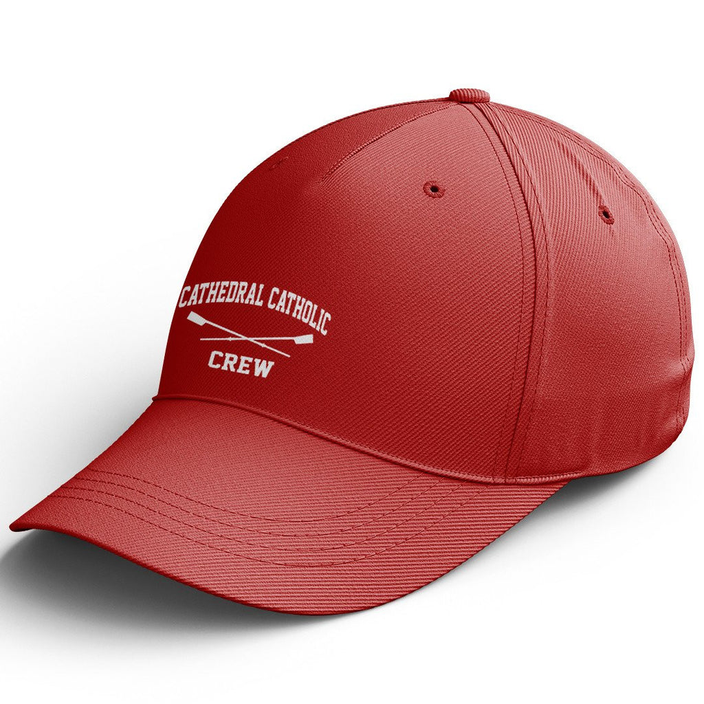 Cathedral Catholic Crew Cotton Twill Hat