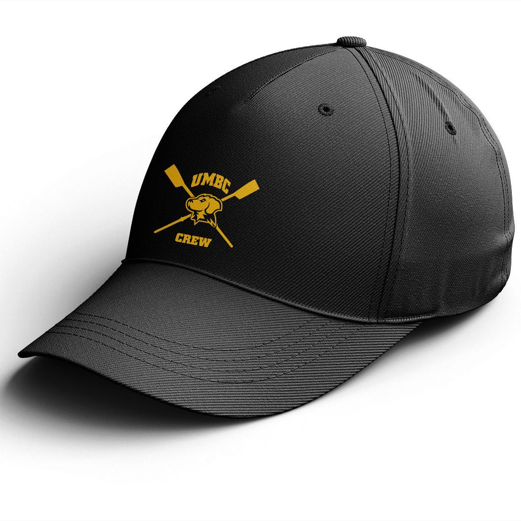 Official UMBC Crew Cotton Twill Hat