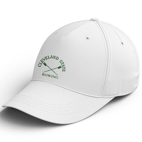 Official Cleveland State University Rowing Cotton Twill Hat
