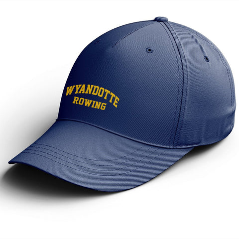 Official Wyandotte Rowing Cotton Twill Hat
