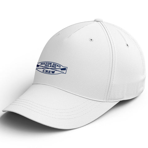 Official Hilton Head Island Crew Cotton Twill Hat