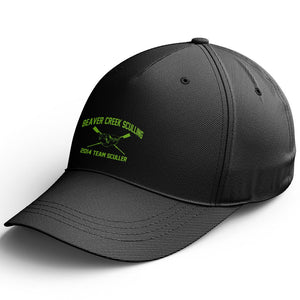 Official Beaver Creek Sculling Cotton Twill Hat