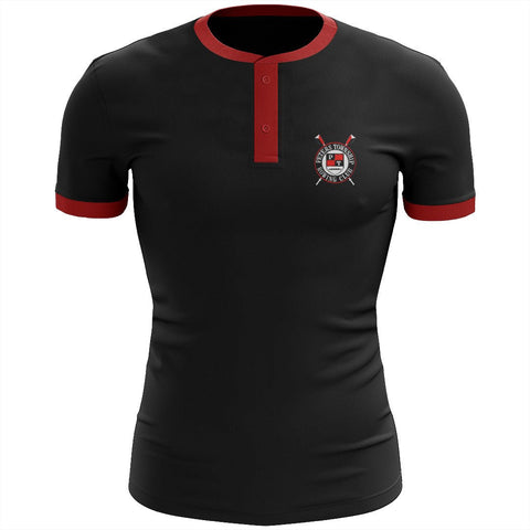 Peters Township Rowing Club Uniform Henley Shirt