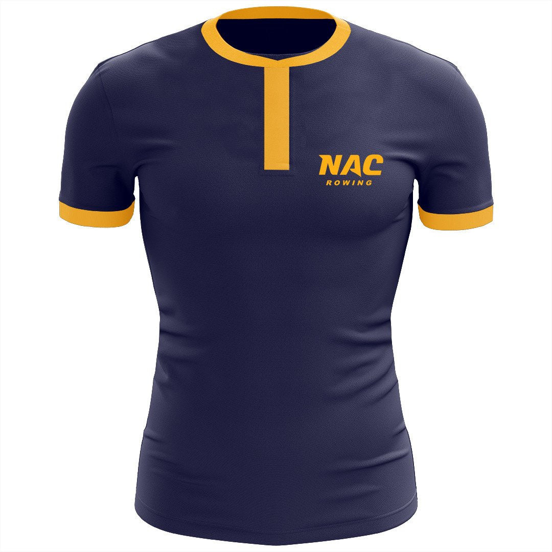 NAC Crew Uniform Henley Shirt