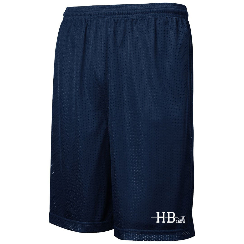 Custom Hollis Brookline Crew Mesh Shorts