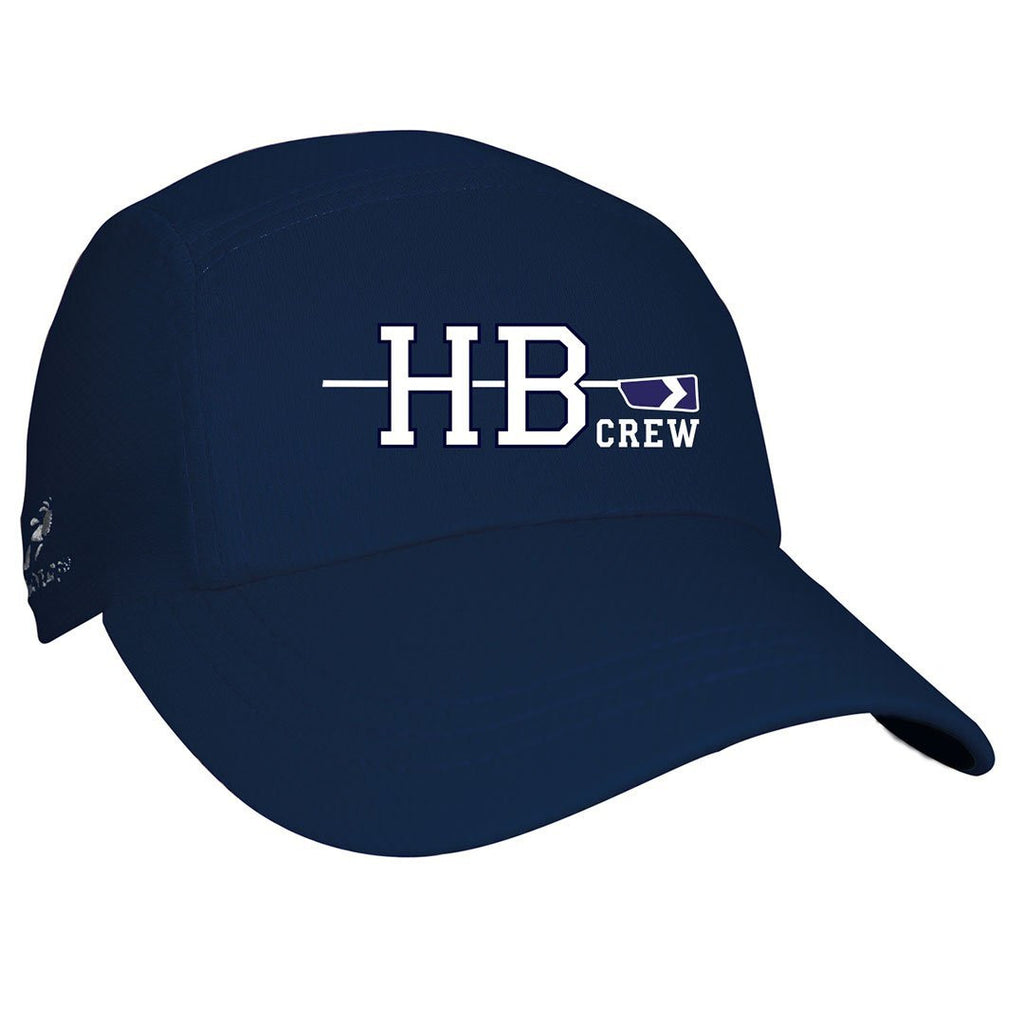 Hollis Brookline Crew Team Competition Performance Hat