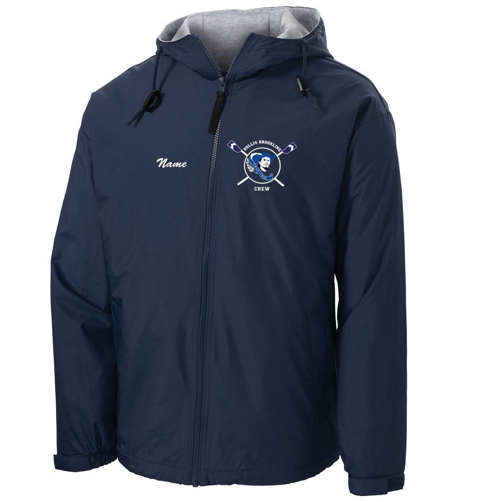 Hollis Brookline Crew Team Spectator Jacket