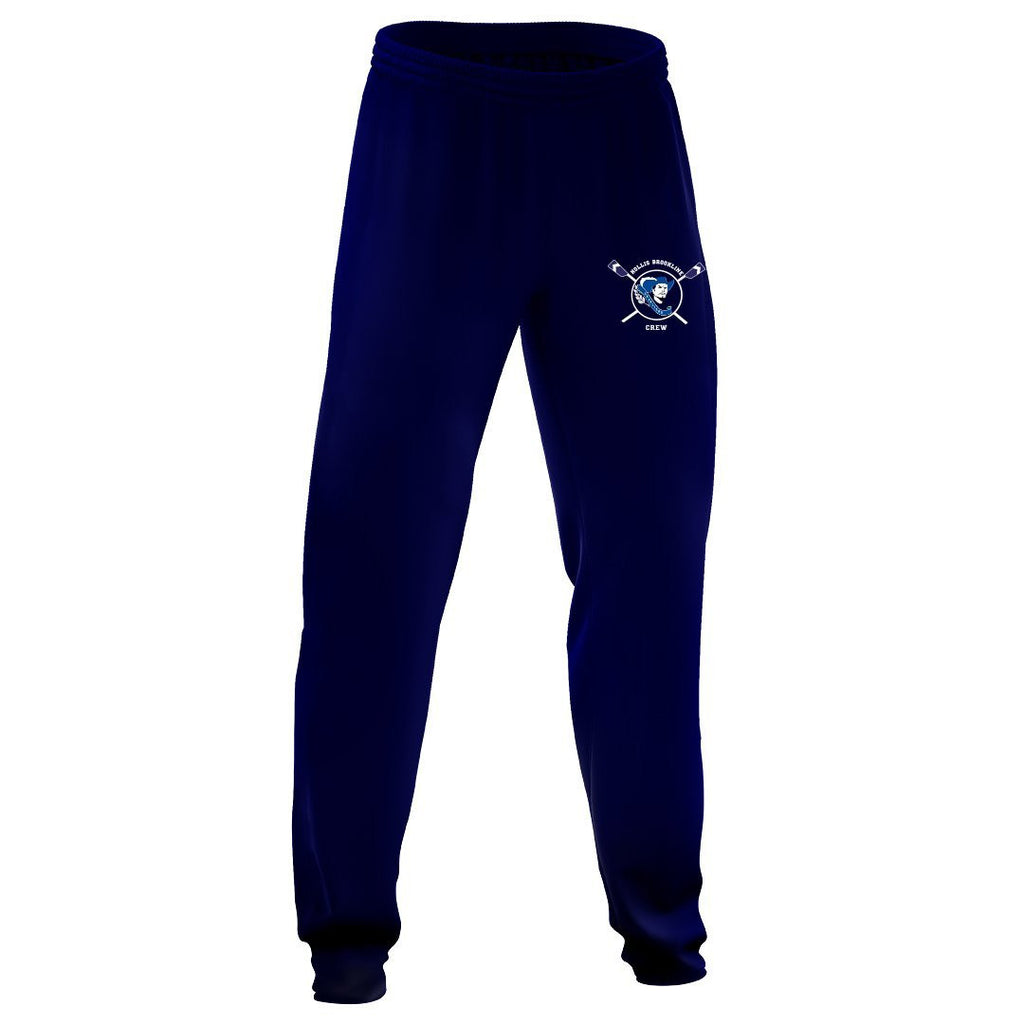 Hollis Brookline Crew Team Wind Pants