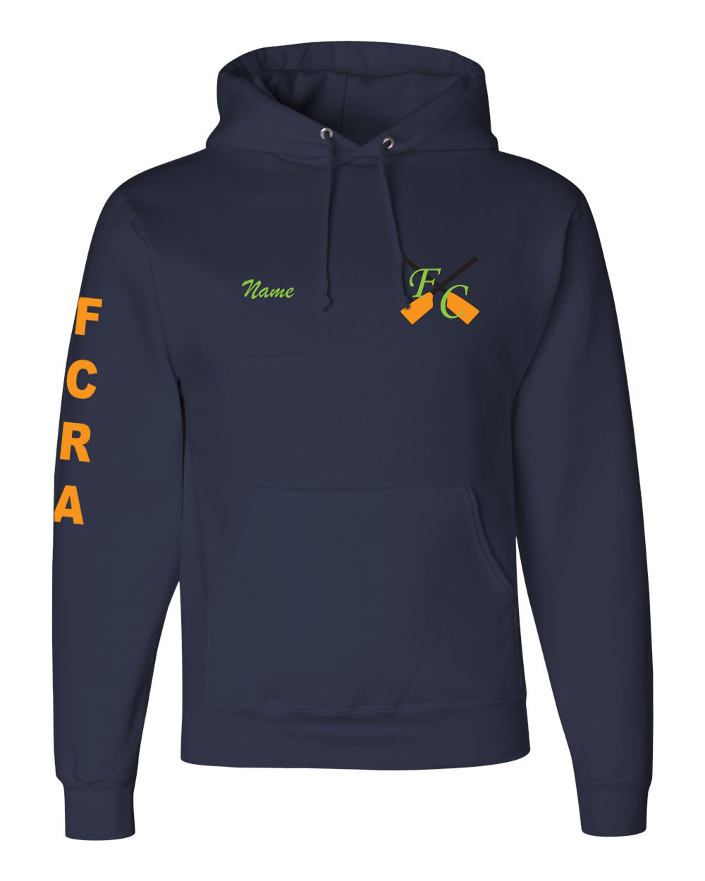 50/50 Hooded FCRA Pullover Sweatshirt
