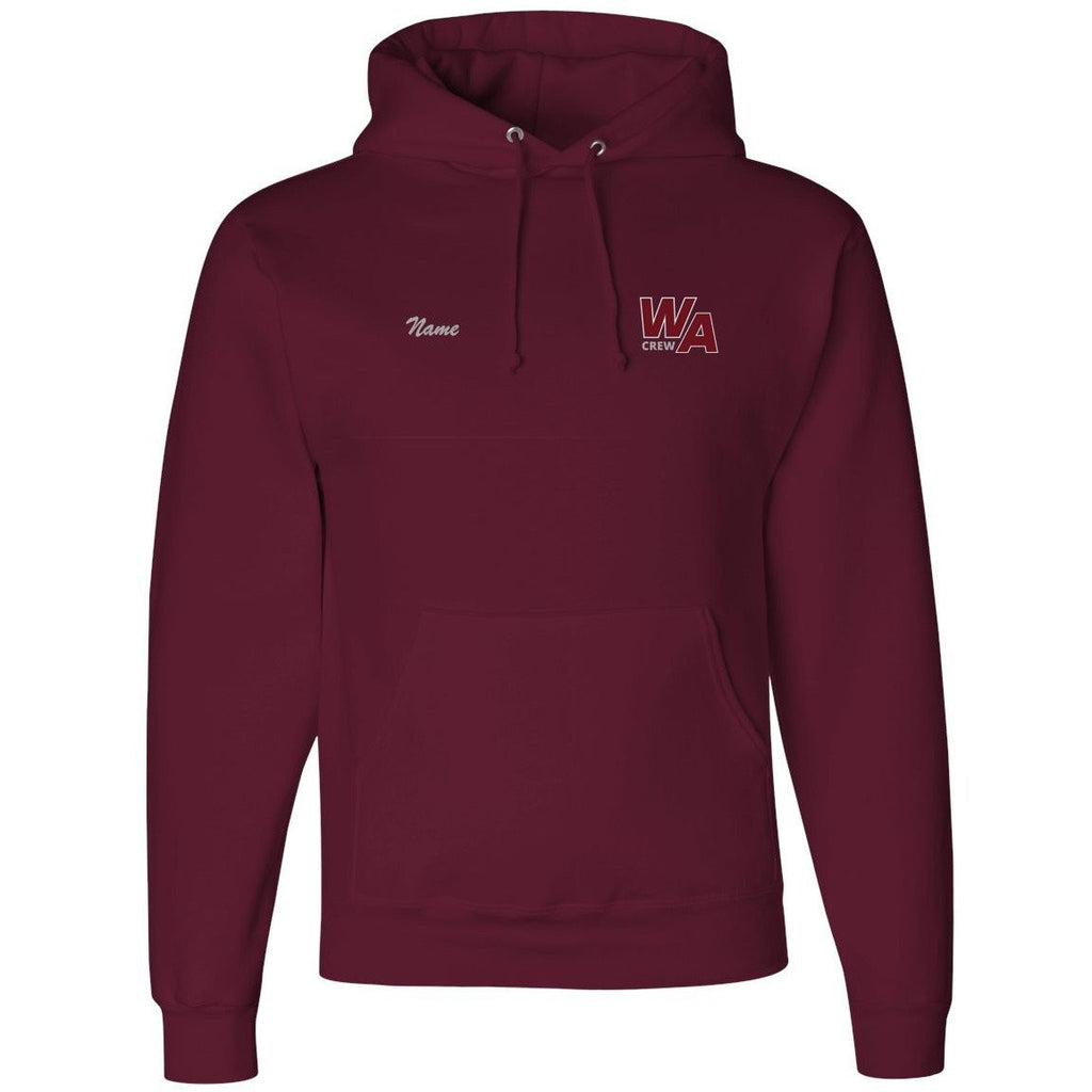 50/50 Hooded Westford Crew Pullover Sweatshirt