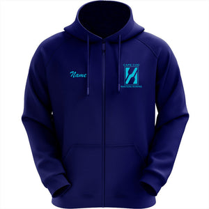 50/50 Hooded Cape Cod Masters Rowing Pullover Sweatshirt