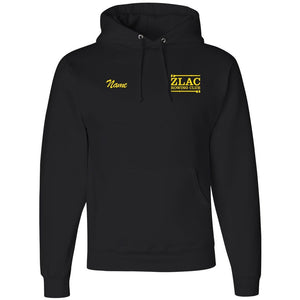 50/50 Hooded ZLAC Pullover Sweatshirt
