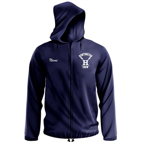 Official Huntington Crew Team Spectator Jacket