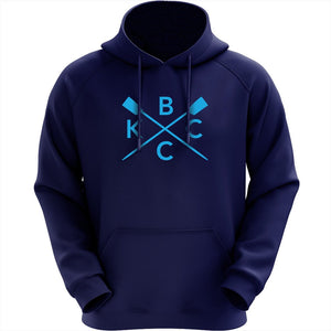 50/50 Hooded Kansas City Boat Club Pullover Sweatshirt