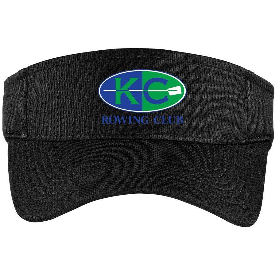 Kansas City Rowing Club Performance Visor