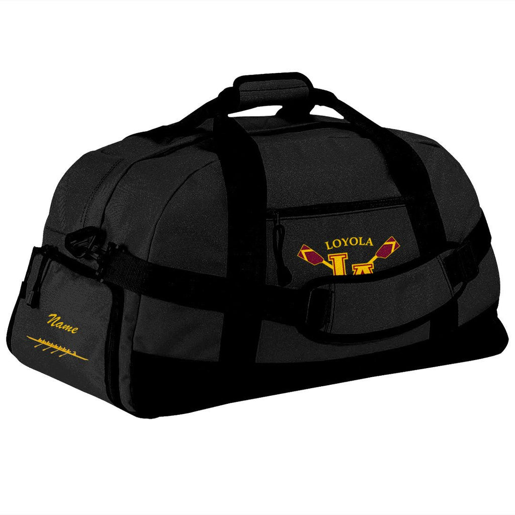 Loyola Crew Team Race Day Duffel Bag