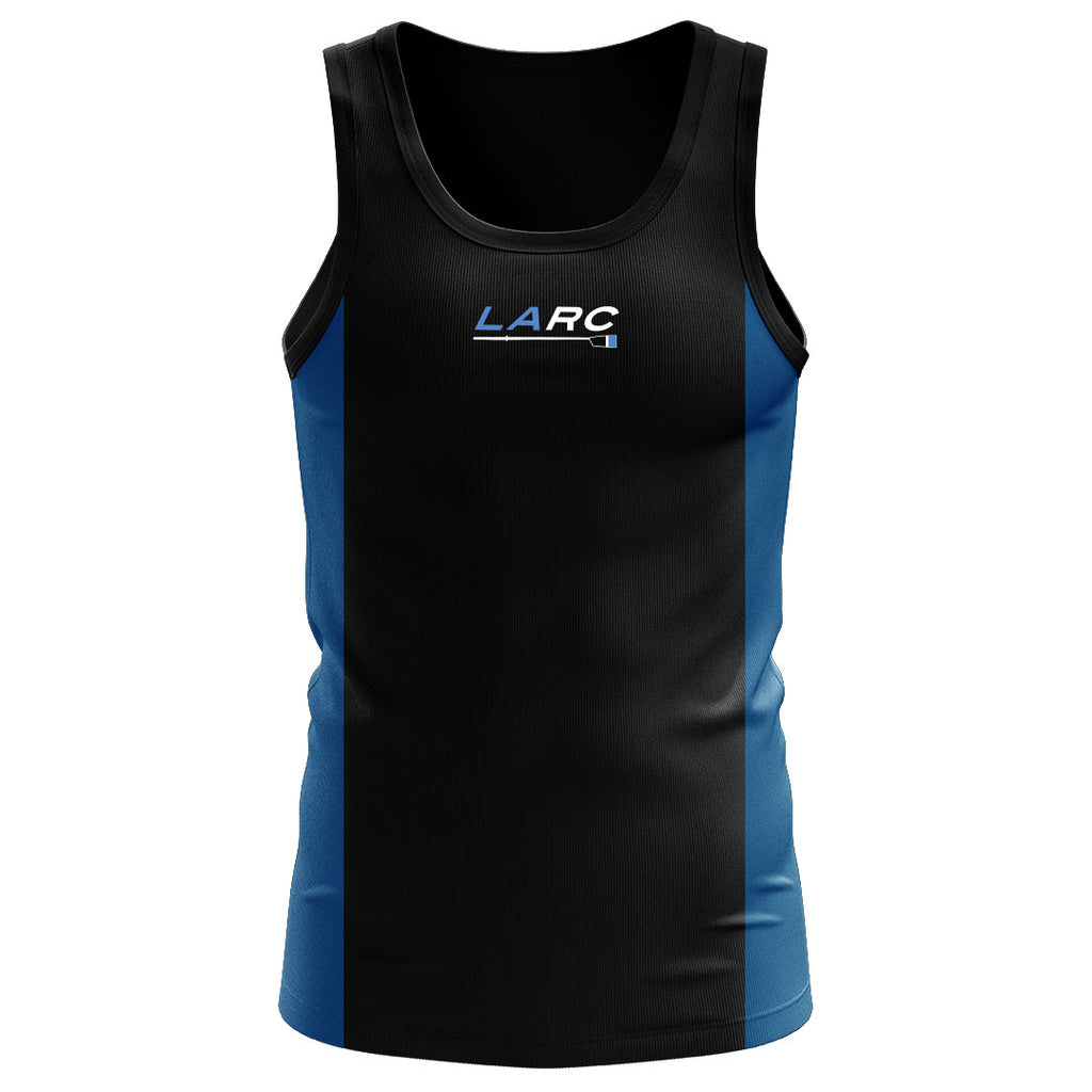 LARC Men's Traditional Dryflex Spandex Tank