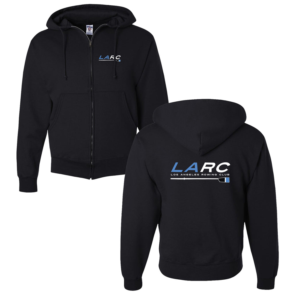 50/50 Hooded LARC Full Zip Sweatshirt